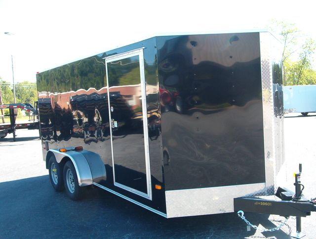 2020 Covered Wagon Enclosed 7x16 6' Interior Height