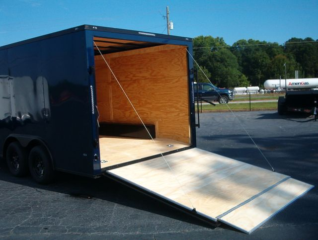 """2020 Covered Wagon Enclosed 8 1/2x16 6'6""""Ft Interior Height in Madison, Georgia 30650"""
