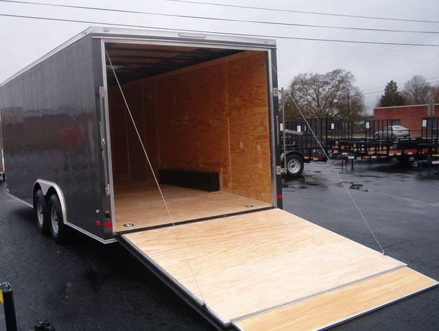 2020 Covered Wagon Enclosed 8 1/2x20 5 Ton 7 Ft in Madison, Georgia 30650