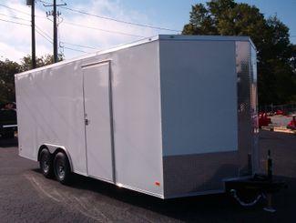 2021 Covered Wagon Enclosed 8 1/2x20 5 Ton 7 Ft in Madison, Georgia 30650