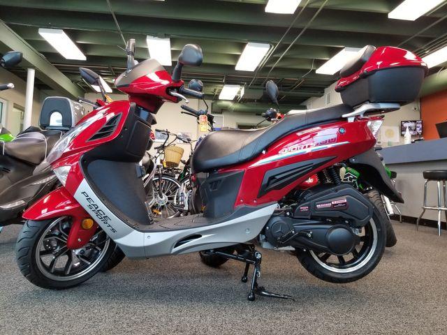 2020 Daix 10 - D Sport Scooter 150cc