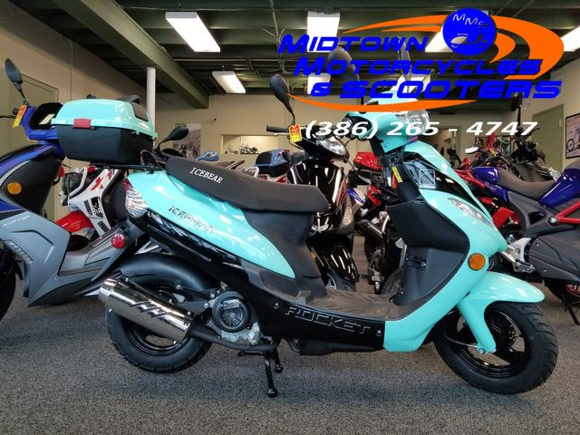 2020 Daix 4J Scooter 49cc