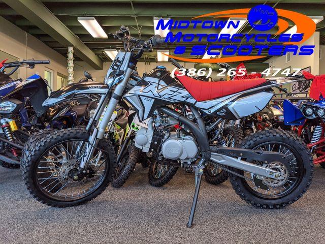 2020 Daix Apollo Dirt Bike 125cc