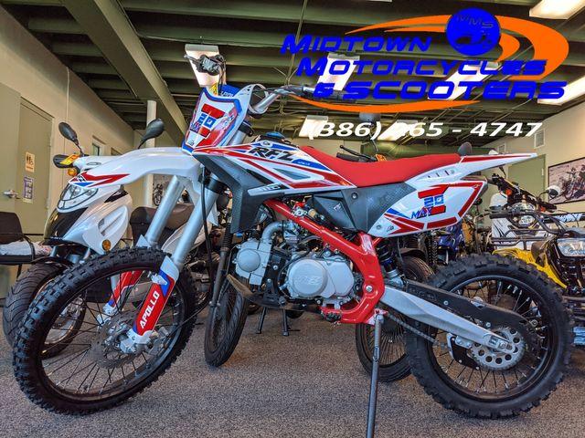 2020 Daix Apollo Max 20 125cc Dirt Bike 125cc