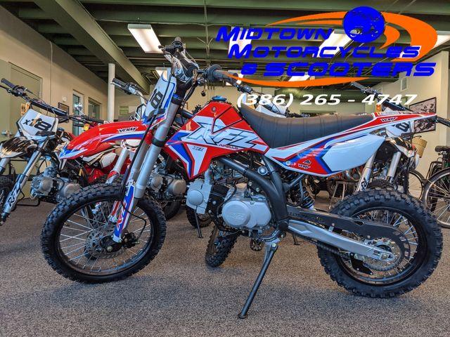 2020 Daix Apollo Max Dirt Bike 125cc