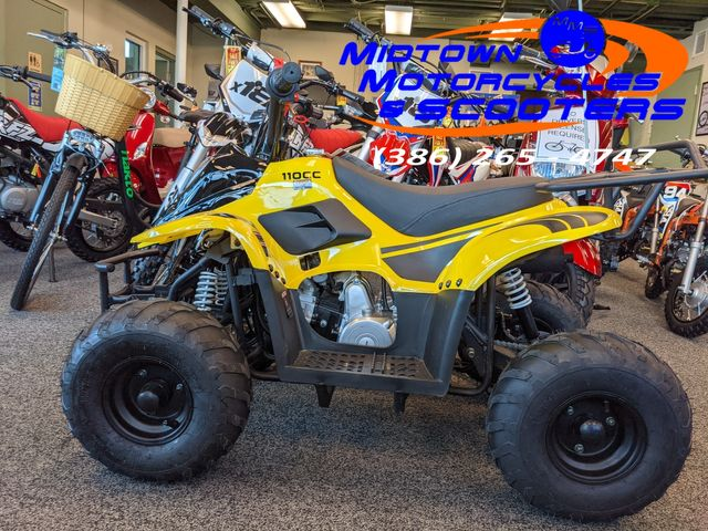 2020 Daix Dynamo Quad 110cc