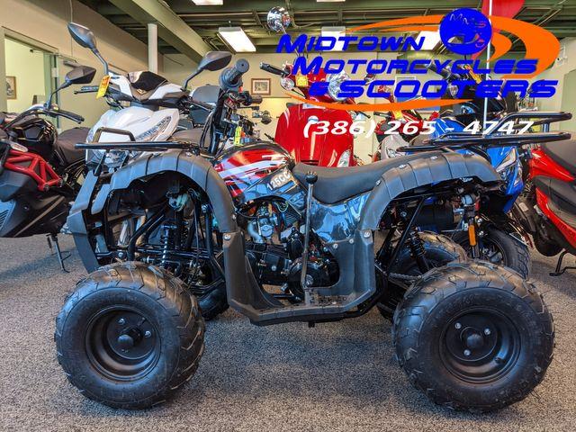 2020 Daix Dynamo Quad 125cc