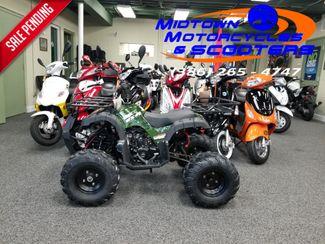 2020 Daix Dynamo Quad 125cc in Daytona Beach , FL 32117