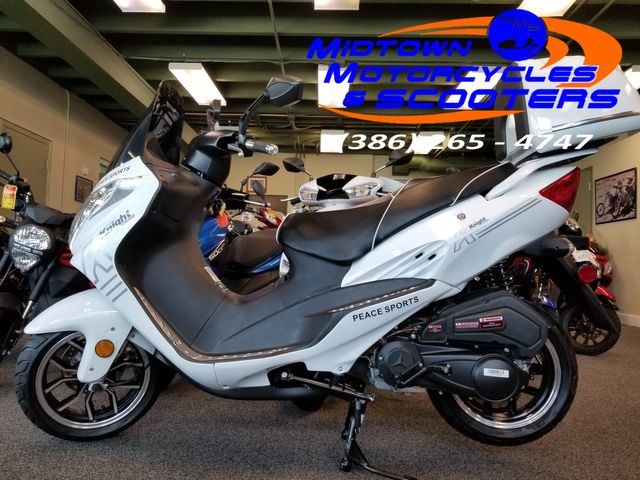 2020 Daix Knight Scooter 150cc