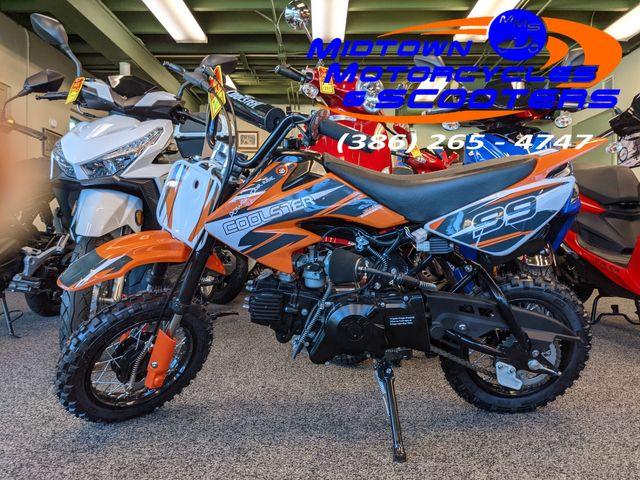 2020 Daix Mini Beast Dirt Bike 110cc