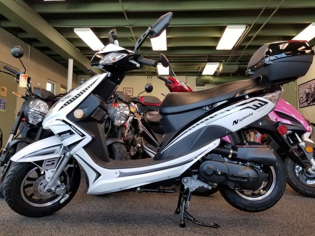 2021 Daix Night Sky Scooter 49cc