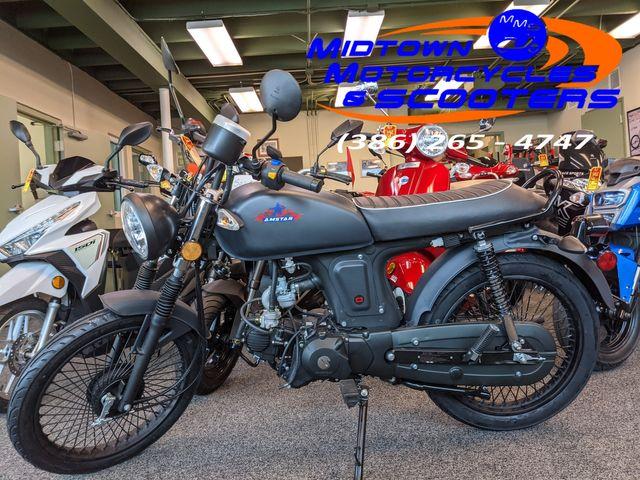 2020 Daix Nostalgia Scooter 49cc