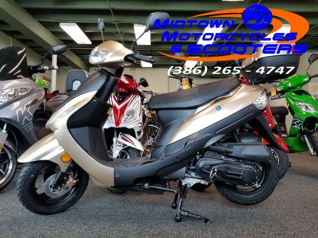 2020 Daix QT6 Scooter 49cc