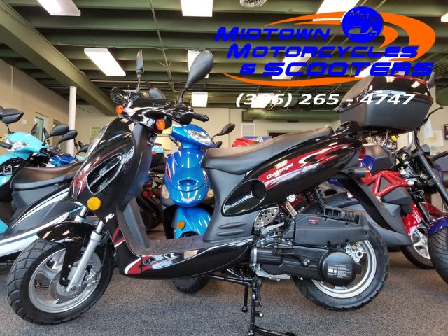 2020 Daix R-Challenger Scooter 150cc