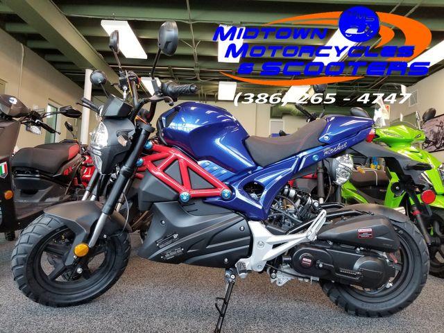 2020 Daix Rocket 49cc Street