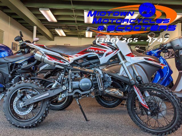 2020 Daix Semi Auto Dirt Bike 125cc