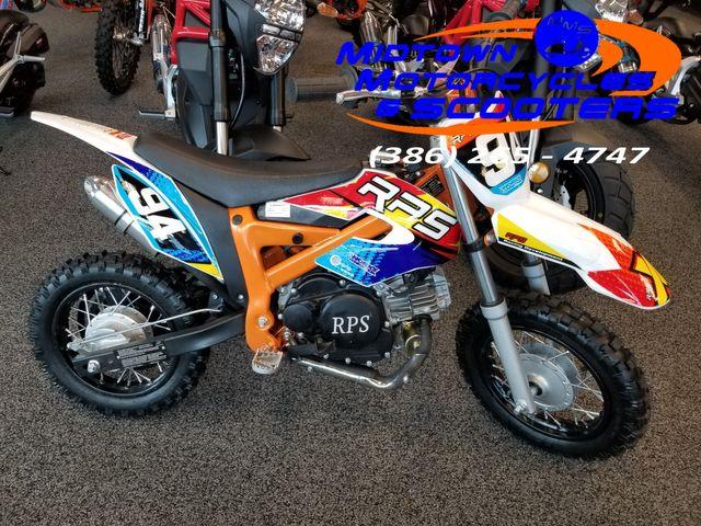 2020 Daix Spark Dirt Bike 60cc