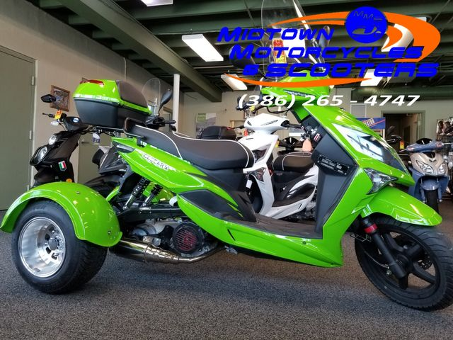 2020 Daix Trike Scooter 150cc