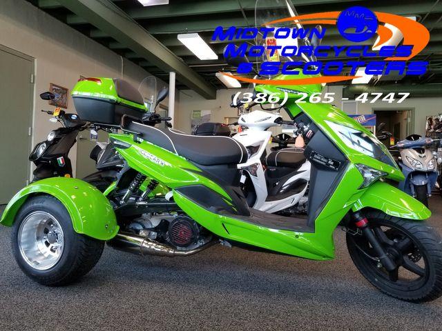 2020 Daix Trike Scooter 150cc