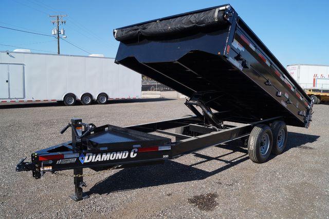 2020 Diamond C - 14' Deckover Dump - $10,495 in Keller, TX 76111