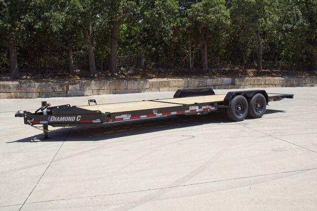 """2021 Diamond C 82"""" X 22' HDT TANDEM AXLE TILT TRAILER in Keller, TX 76111"""