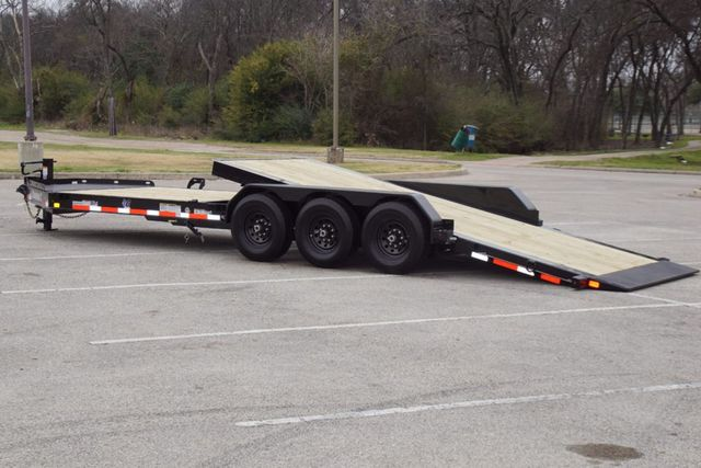 2021 Diamond C HDT 25' TRIPLE AXLE TILT in Keller, TX 76111