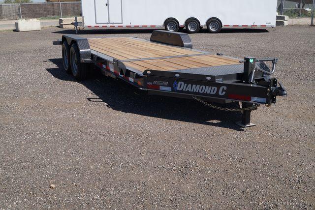 2020 Diamond C 48HDT 20' X 82'' - $7195 in Keller, TX 76111