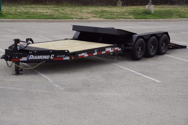 2020 Diamond C DHT 25' - Triple Axle $9,995 in Keller, TX 76111