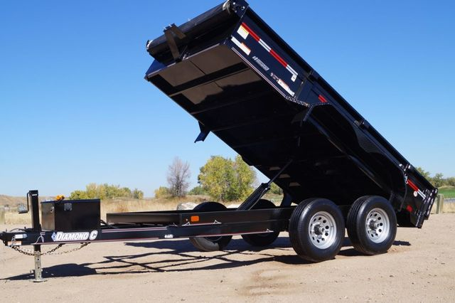 2020 Diamond C 16' Medium Duty Dump – 46ED in Keller, TX 76111