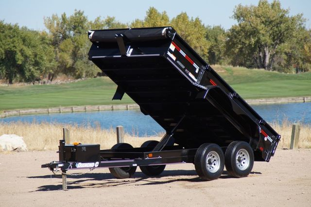 2020 Diamond C 16' Medium Duty Dump – 46ED