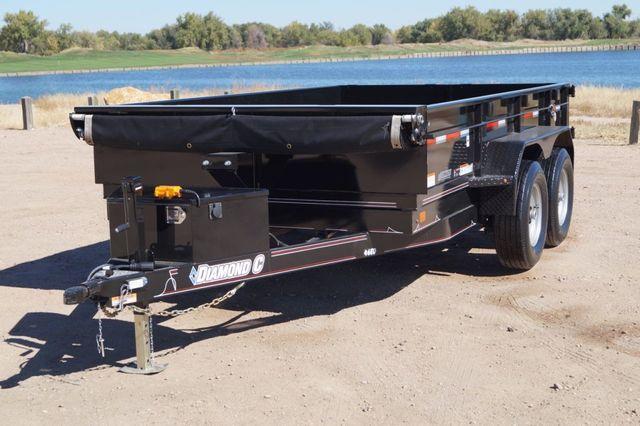 2020 Diamond C 16' Medium Duty Dump – 46ED in Keller, TX 76111