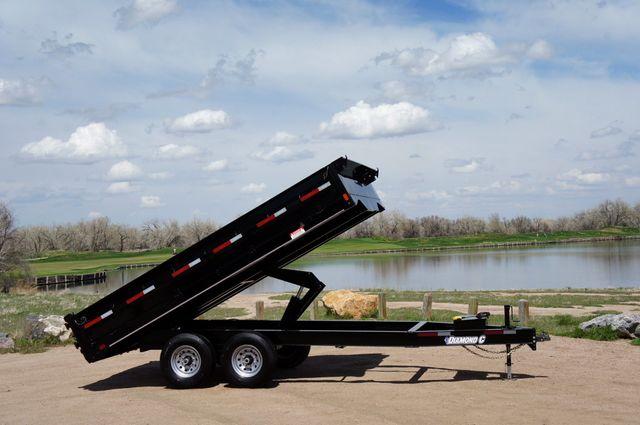 2020 Diamond C 14' DOD HD Deckover Dump in Fort Worth, TX 76111