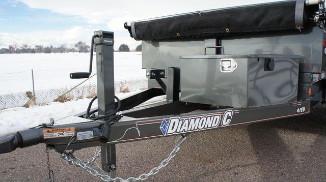 2020 Diamond C 10' EDG Dump Trailer in Keller, TX 76111