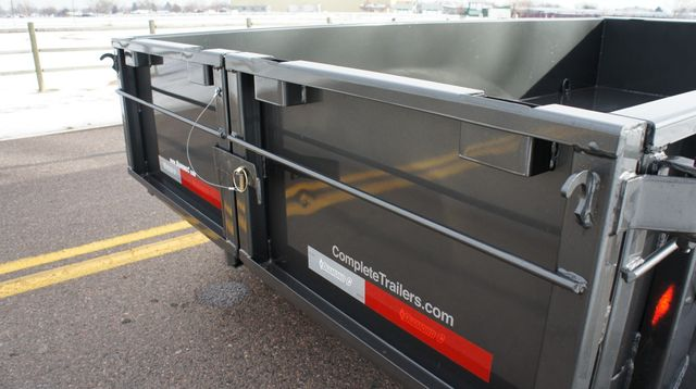 2020 Diamond C 10' EDG Dump Trailer in Fort Worth, TX 76111