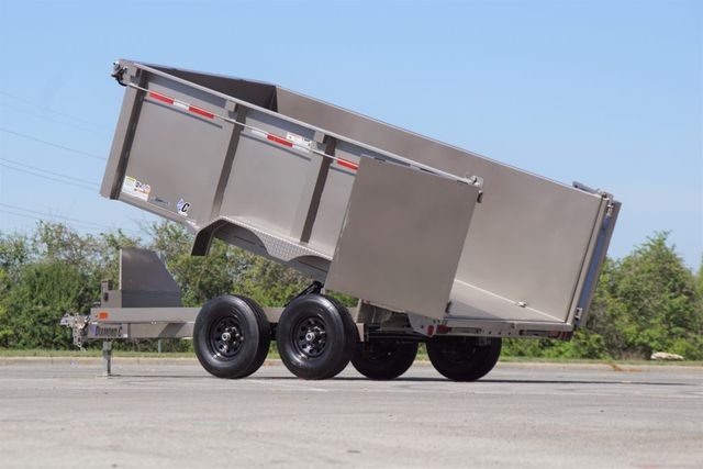 "2020 Diamond C Medium Duty Dump w/ 36"" Sides"