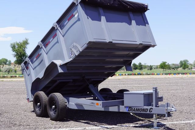 "2020 Diamond C Medium Duty Dump w/ 36"" Sides in Keller, TX 76111"