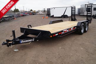 "2020 Diamond C EQT 82"" X 20' - $4,795 in Fort Worth, TX 76111"