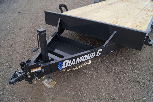 """2020 Diamond C EQT 82"""" X 20' - $4,795 in Fort Worth, TX 76111"""