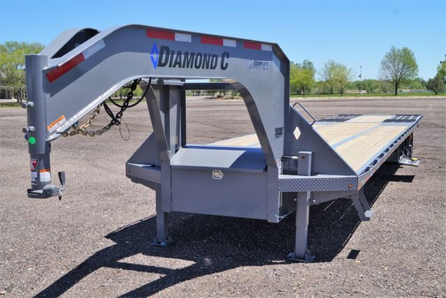 2020 Diamond C FMAX 212 Hydraulic Dovetail in Fort Worth, TX 76111