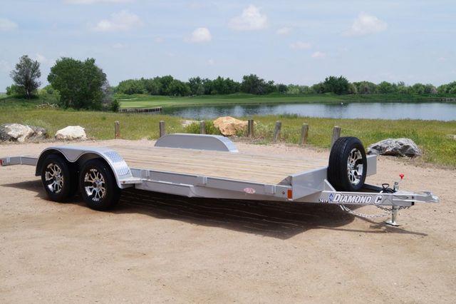 2020 Diamond C 20' GTF Open Car Hauler