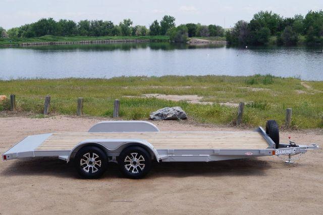 2020 Diamond C 20' GTF Open Car Hauler in Fort Worth, TX 76111