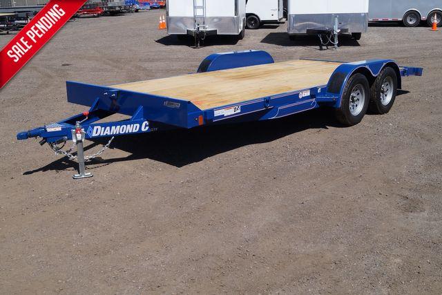 "2020 Diamond C GTF 82"" X 18' - $3,495 in Fort Worth, TX 76111"
