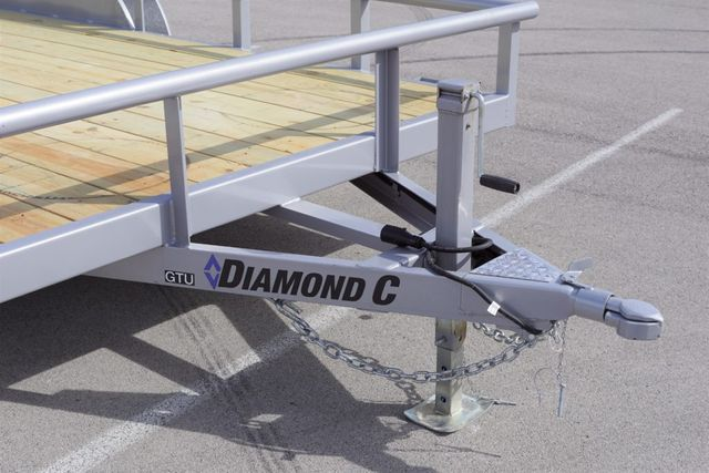 2020 Diamond C 16' GTU Utility Trailer in Fort Worth, TX 76111