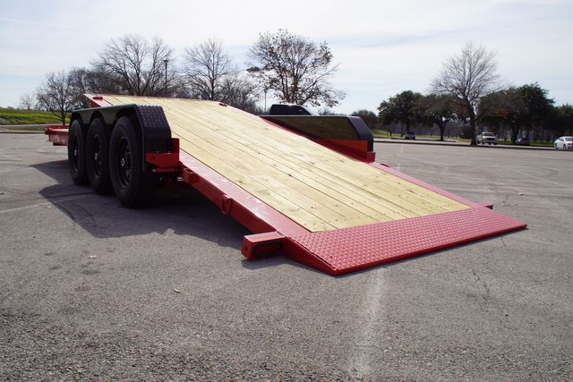 2020 Diamond C HDT 25' Triple axle tilt in Keller, TX 76111