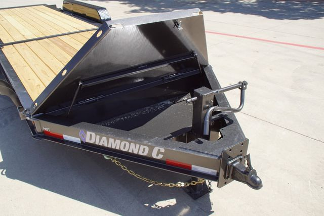 2020 Diamond C HDT 25' TRIPLE AXLE TILT in Keller, TX 76111