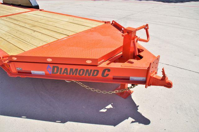 2020 Diamond C HDT 8.5 X 25' TRIPLE AXLE TILT $9,945 in Keller, TX 76111