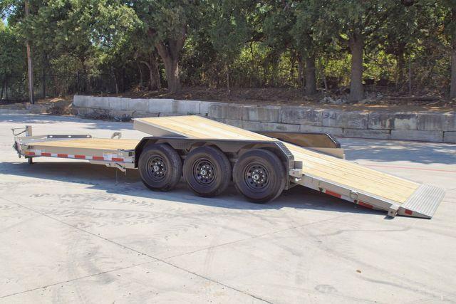 2020 Diamond C HDT 8.5 X 25' TRIPLE AXLE TILT $9,295 in Keller, TX 76111