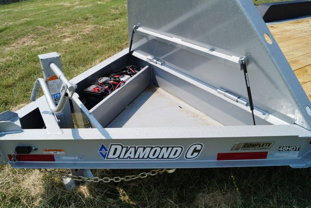 2020 Diamond C Hydraulic Dampening Tilt W Power Tilt Upgrade in Keller, TX 76111