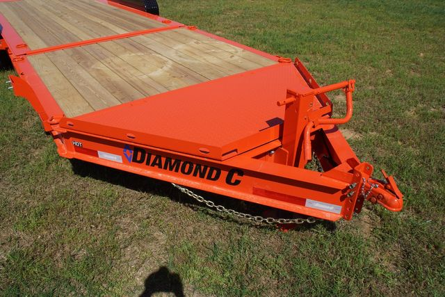 2020 Diamond C Hydraulic Dampening Tilt 82'' x 22'' in Keller, TX 76111