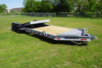 2021 Diamond C Hydraulic Damping Tilt in Keller, TX 76111